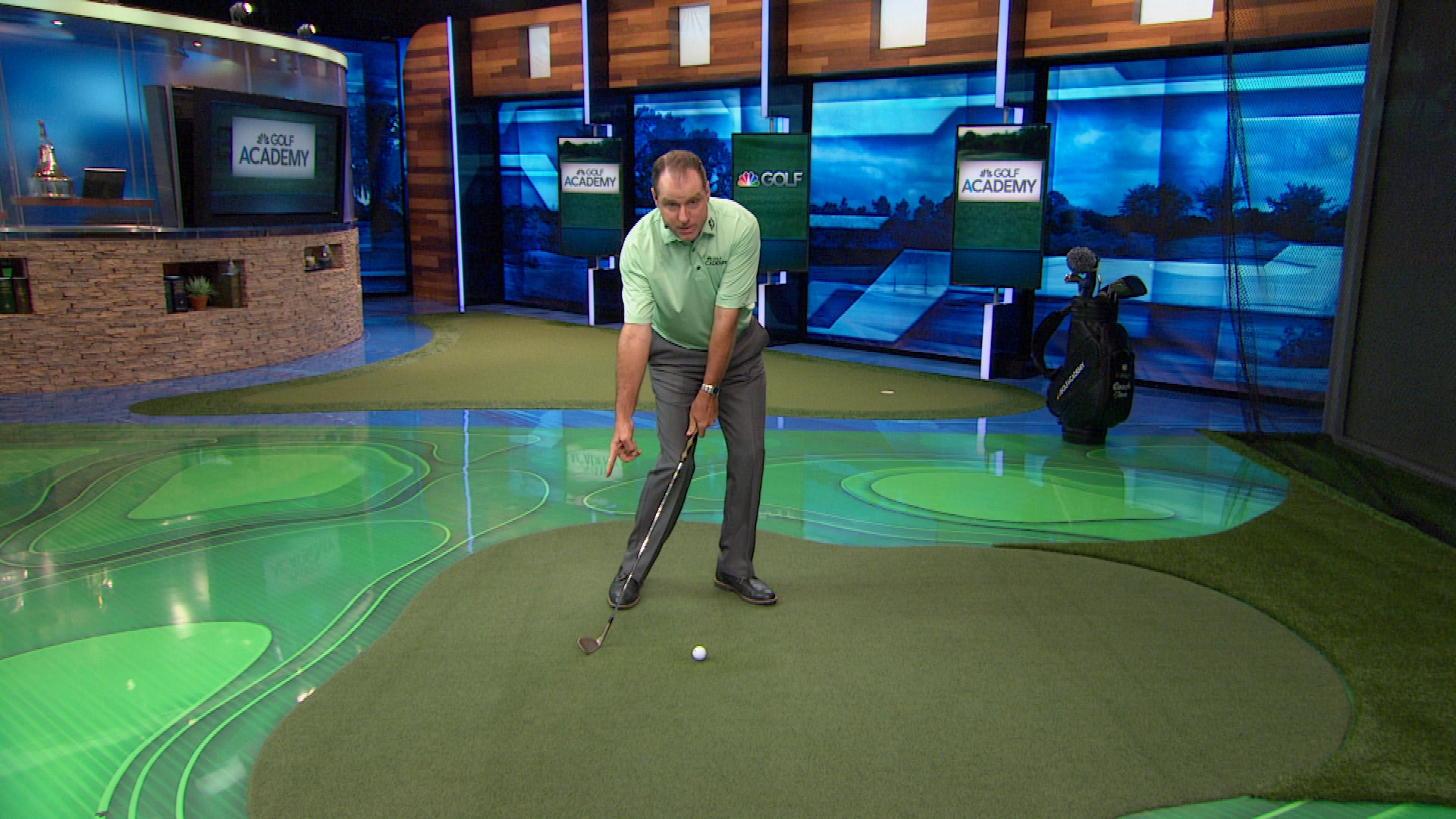 golf short game instruction