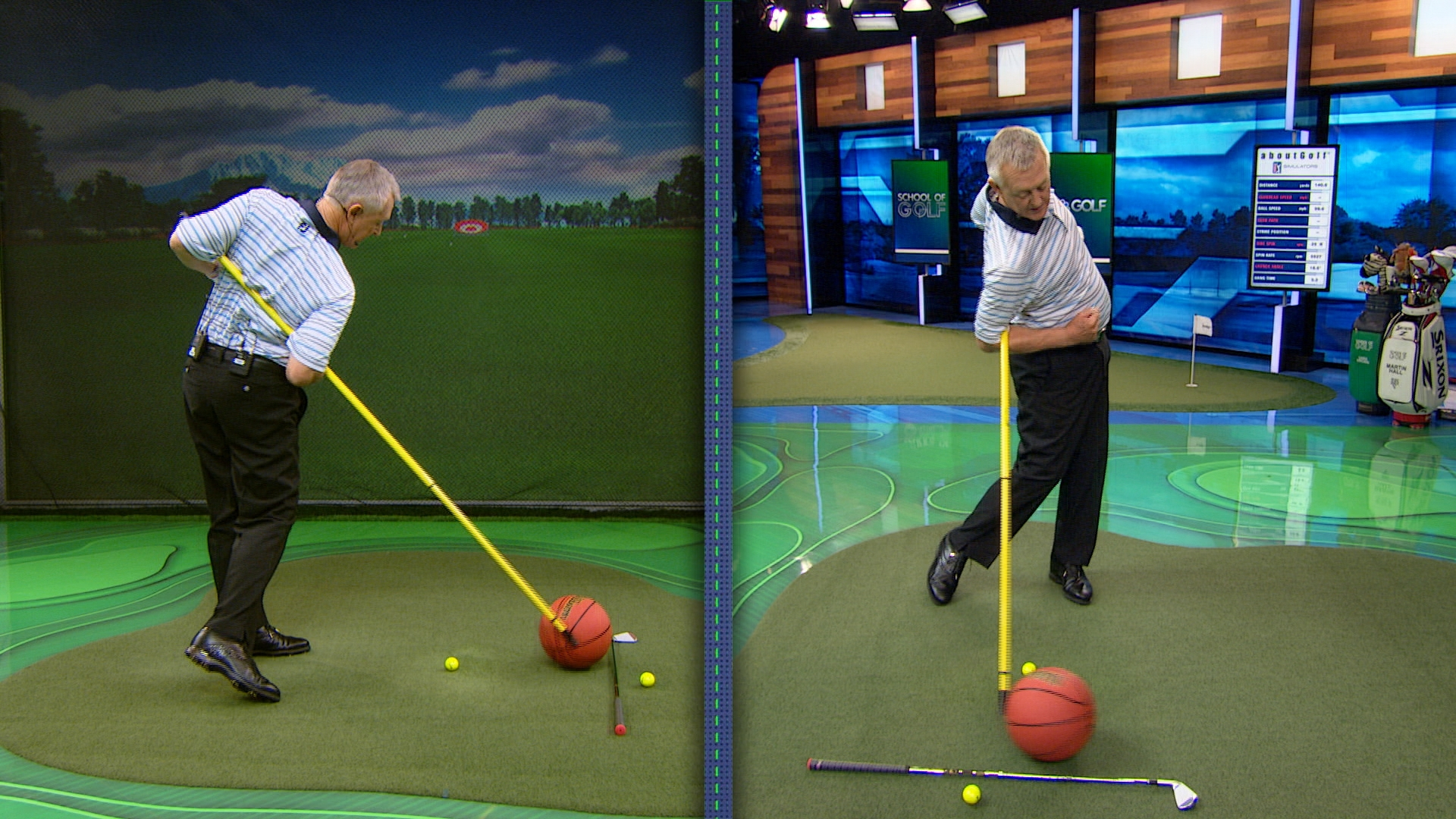 Thin Golf Shots How To Avoid Them Golf Channel