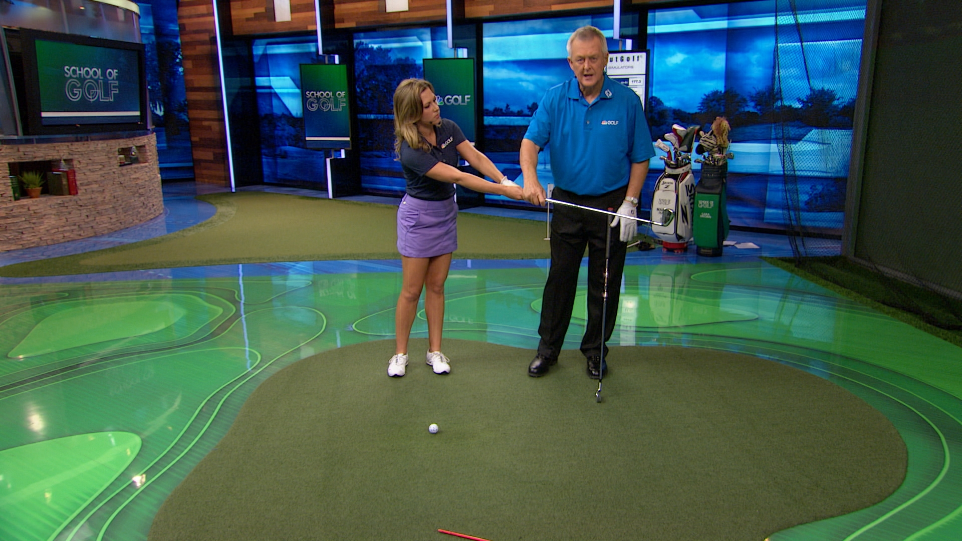 golf channel how to hit a draw