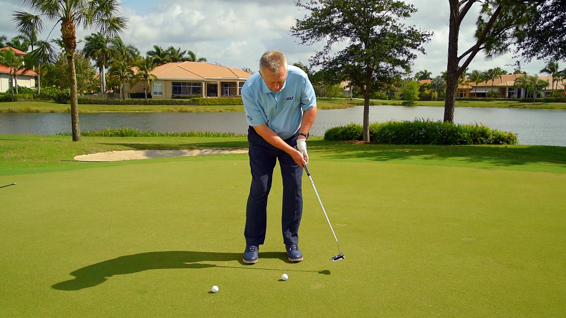 bernhard langer golf tips