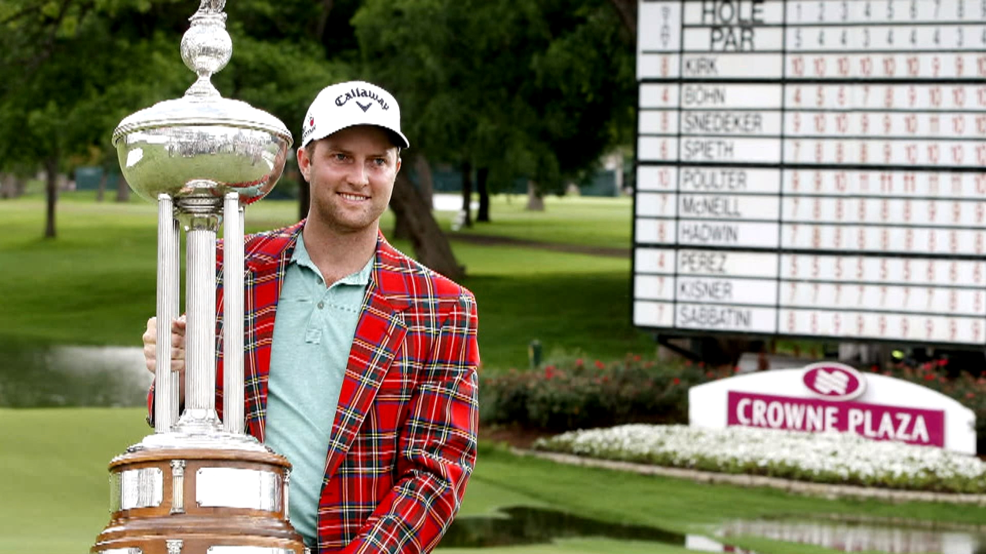 Crowne Plaza Invitational At Colonial Videos Photos Golf Channel