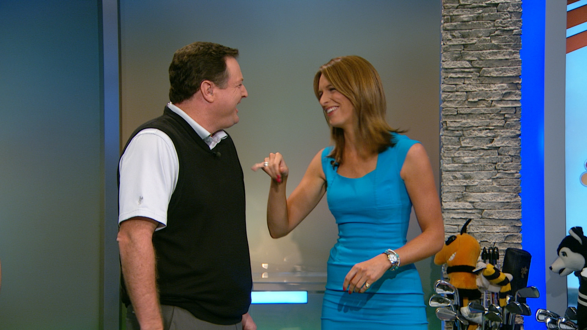 Cara Banks Golf Channel >> Morning Drive